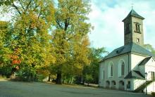 Garnisonskirche Westansicht, © Festung Königstein gGmbH